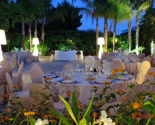 Banqueting Spa Wellness News Sant Alphio Garden Hotel